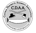 Central Disticts Axemen's logo